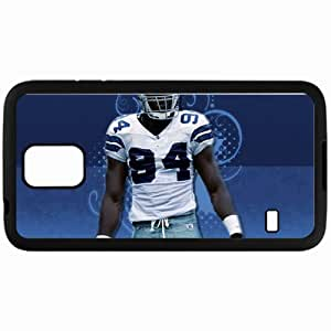 Personalized Samsung S5 Cell phone Case/Cover Skin 1453 dallas cowboys 0 Black