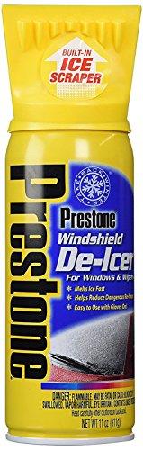 Prestone Windshield De-icer - 11 Oz (AS242)