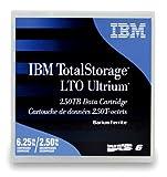 5-Pack IBM LTO 6 Ultrium 00V7590 (2.5/6.25 TB) Data Cartridge