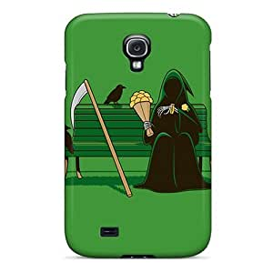 Galaxy S4 Case Cover Death Date Case - Eco-friendly Packaging