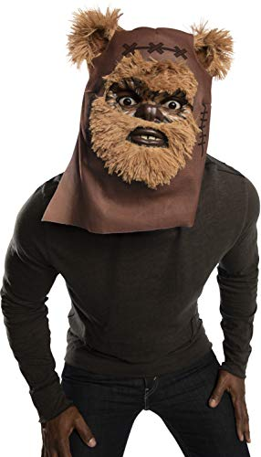 Ewok Costumes For Adults (Rubie's Star Wars Classic Adult Ewok Furry)