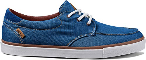 Reef Mens Shoes Deckhand 3 | Premium Shoes for Men with Classic Styling for Street, Skate, or Surf