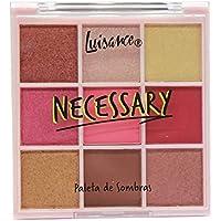 Paleta De Sombras Necessary - A - Luisance - L3168-A, Luisanse
