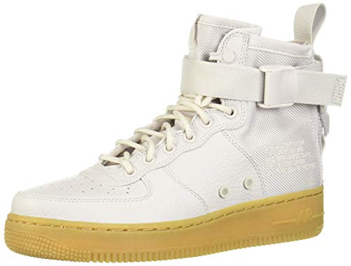 Nike Women's SF AF1 Mid Vast GreyVast Grey Basketball Shoe 9 Women US