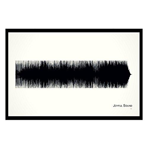 joyful-sound-11x17-framed-soundwave-print