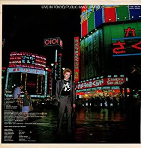 public image limited live in tokyo amazoncom music