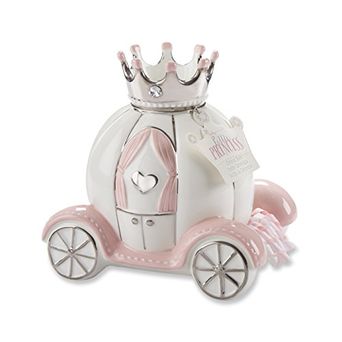 Baby Aspen Ceramic Bank, Carriage
