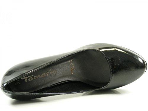 Tamaris 1-22426-29 zapatos de tacón alto para mujer Grau