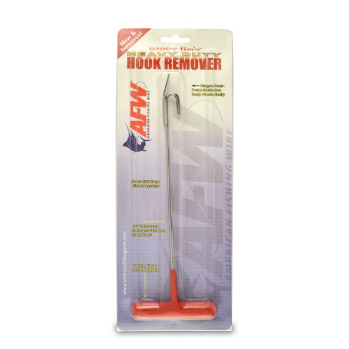 American Fishing Wire Heavy Duty 10 -Inch Hook Remover