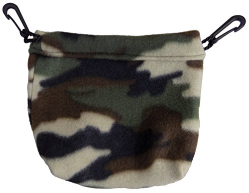 Sleeping Pouch for Sugar Gliders and other small pets (Camo) (Sugar Glider Bedding)