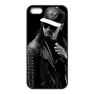 WJHSSB Diy Drake Selling Hard Back Case for Iphone 5 5g 5s
