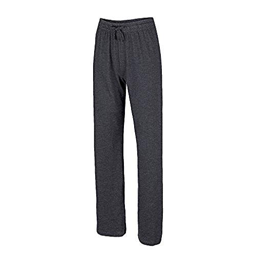 Champion Authentic Women's Jersey Pants,,Granite Heather,,S,2PK