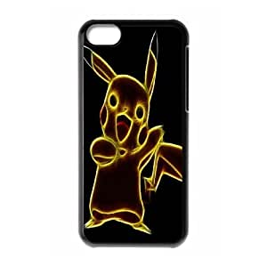 [AinsleyRomo Phone Case] For Iphone 5c -Pockmon Pikachu Pattern-Style 13