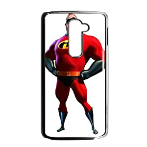 LG G2 Cell Phone Case Black Incredibles Phone Case Cover DIY Custom XPDSUNTR28105
