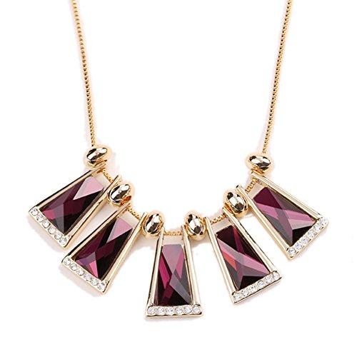 NL-12023C4 2016 Alloy Europe Geometric Diamonds Women's - Juno Sunglasses