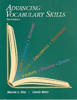 Advancing vocabulary skills with vocabulary plus subscription advancing vocabulary skills with vocabulary plus subscription sherrie l nist 9781591944539 amazon books fandeluxe Gallery