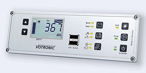 votronic 5747/VPC Jupiter 100/Kombi TV a schermo piatto