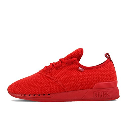 Sneakers Djinns 3PLE Shoes Run Red Men WYWpqBwA