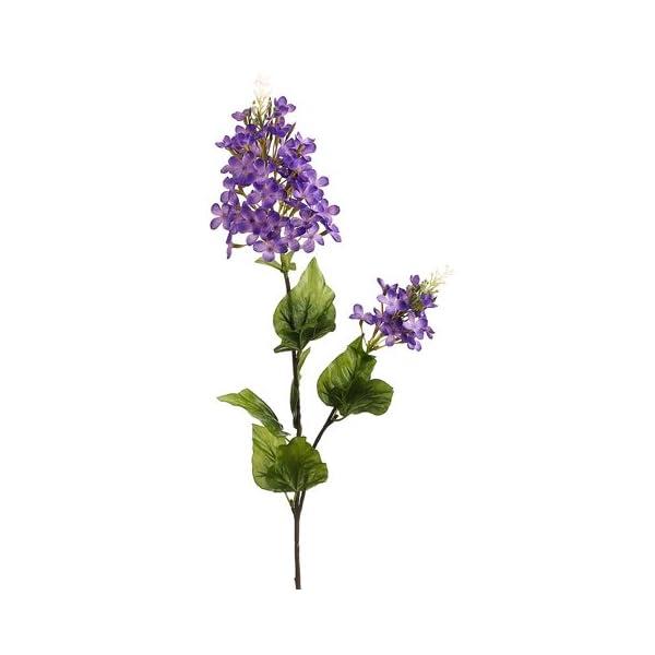 29″ Silk Lilac Flower Spray -Purple (Pack of 12)