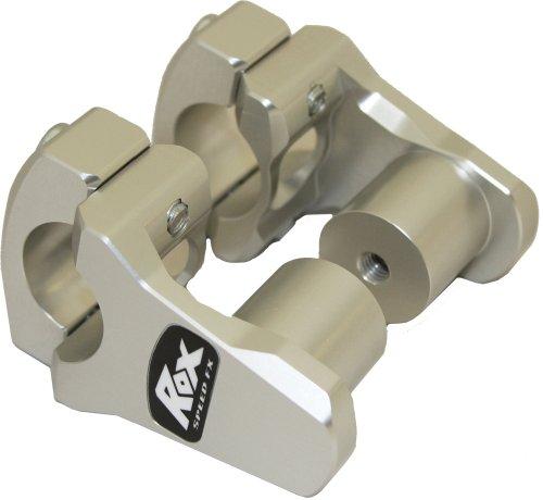 (Rox Speed FX Rox 1 3/4in. Pivoting Handlebar Riser for 1 1/8in. Handlebars 3R-P2PPL)