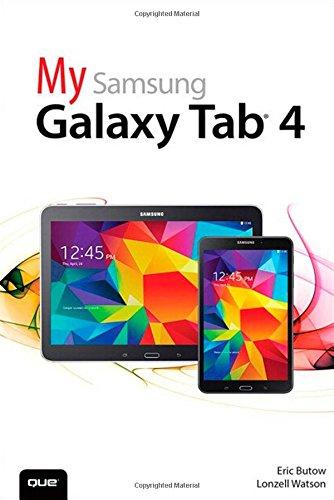 My Samsung Galaxy Tab 4 ()