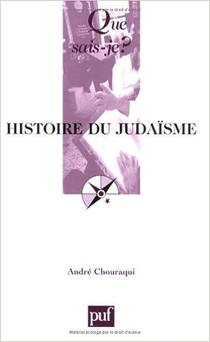 Téléchargement Histoire du judaïsme epub pdf