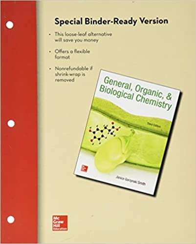 Combo loose leaf for general organic biological chemistry with combo loose leaf for general organic biological chemistry with connect access card chemistry with learnsmart 2 semester access card 3rd edition fandeluxe Image collections
