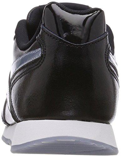 Metallic white Reebok Royal Donna black Sneaker Nero Glide frostbite w0qzwZ8