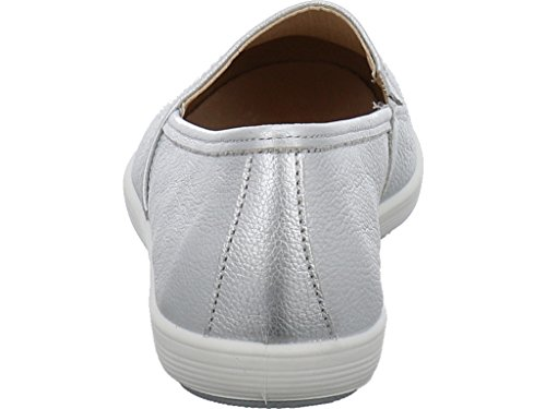 Legero Slipper Silber