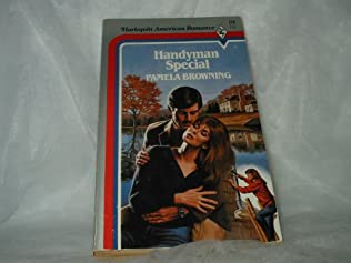 book cover of Handyman Special