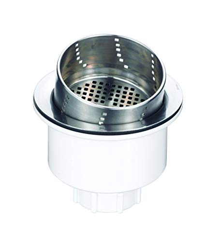 Blanco 441231 Accessories: 3-in-1 Basket Strainer Stainless Steel, 3 in 1, ()