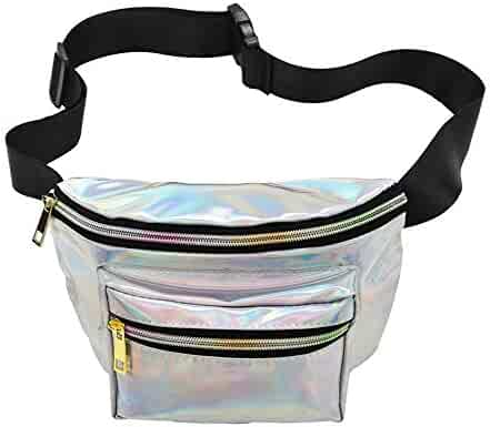 11faded3c171 Shopping Silvers or Clear - Waist Packs - Luggage & Travel Gear ...