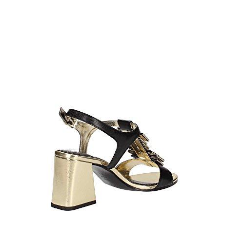 Apepazza PLN10 Sandals Women Black bQK5GAag