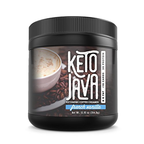 Keto Java Coffee Creamer