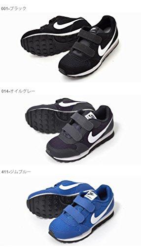 PSV NIKE White MD garçon black Running Chaussures 2 411 Blue Gym Runner Bleu Compétition de twtxqarR