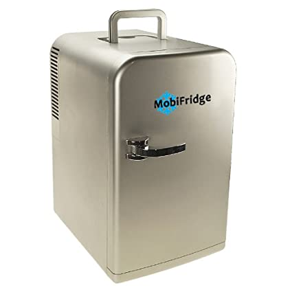 Amazon.es: 12V/230V MOBIFRIDGE Mini nevera refrigerador portátil ...