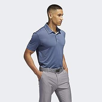 adidas Golf Ultimate Solid Polo para Hombre, XXXL, Tinta Tech/Azul ...