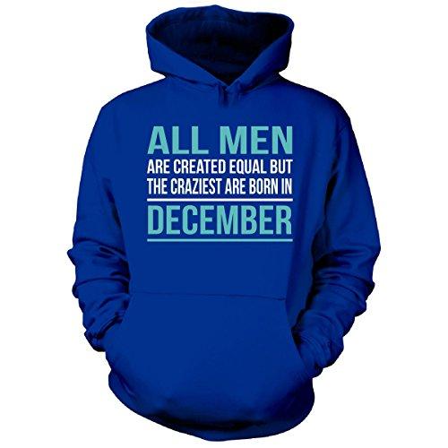 n In December Birthday Gift - Hoodie Royal M ()