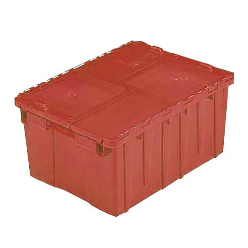 ORBIS FP261 Flipak Distribution Container - 23-7/8 x 19-5/8 x 12-5/8 Red - Lot of 3