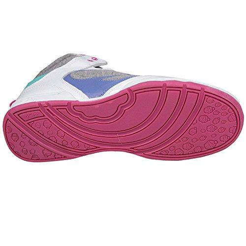 Pastry Cosmic Mid Damen-Sneaker (weiß)