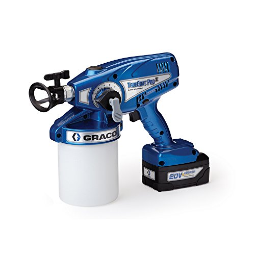 Graco 16N657 TrueCoat Pro II Cordless Paint Sprayer