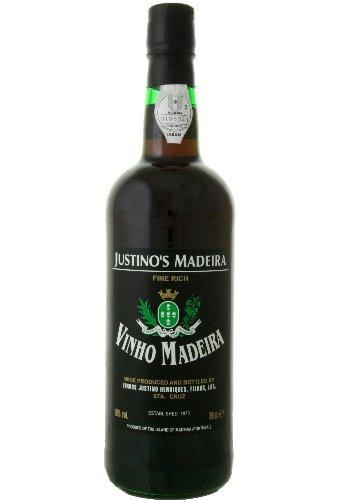 Justino's Madeira Wines Madeira Justino 0,75 Liter