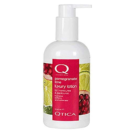 QTICA Smart Spa Pomagranate Lime Therapy Luxury Lotion 8.5 oz by QTICA