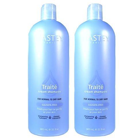 Mastey Traite Cream Shampoo 32oz (Pack of 2)