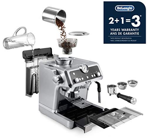 De'Longhi La Specialista Espresso Machine with Sensor Grinder, Dual Heating System, Advanced Latte System & Hot Water… 4
