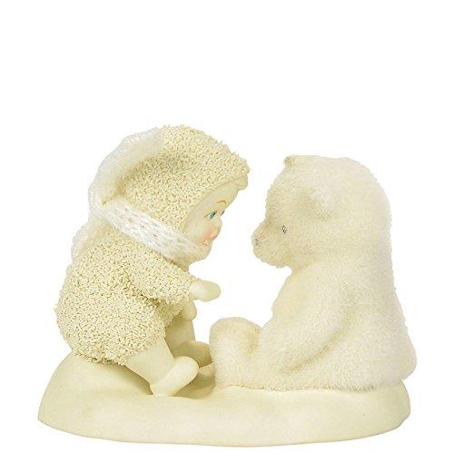 "Department 56 Snowbabies ""Beary Good Friend"" Porcelain Figurine, (Teddy Bear Gifts Uk)"