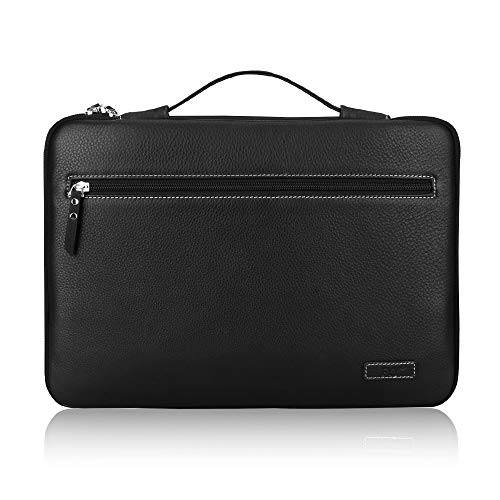 FYY 12 13 5 Premium Leather Chromebook
