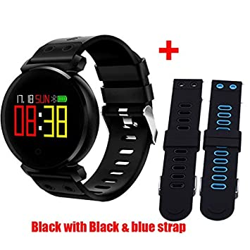 ZCPWJS Pulsera Inteligente K2 Bluetooth Smart Watch Colorido ...