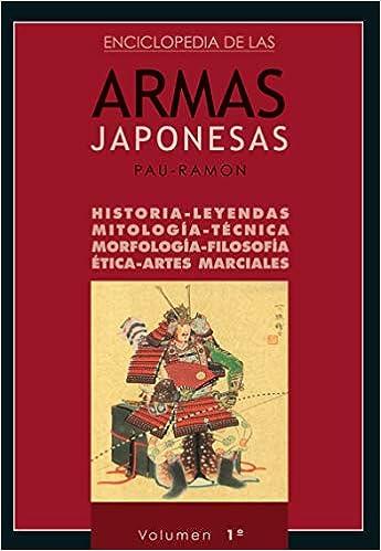 Enciclopedia de las Armas Japonesas (Volumen 1º): Amazon.es ...