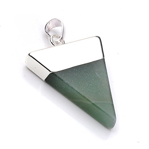 Pyramid Triangle Healing Pendant Necklace